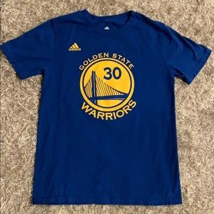 Golden State Warrior Curry Tee